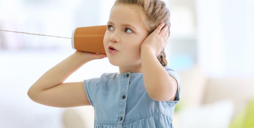 Exposition sonore enfant