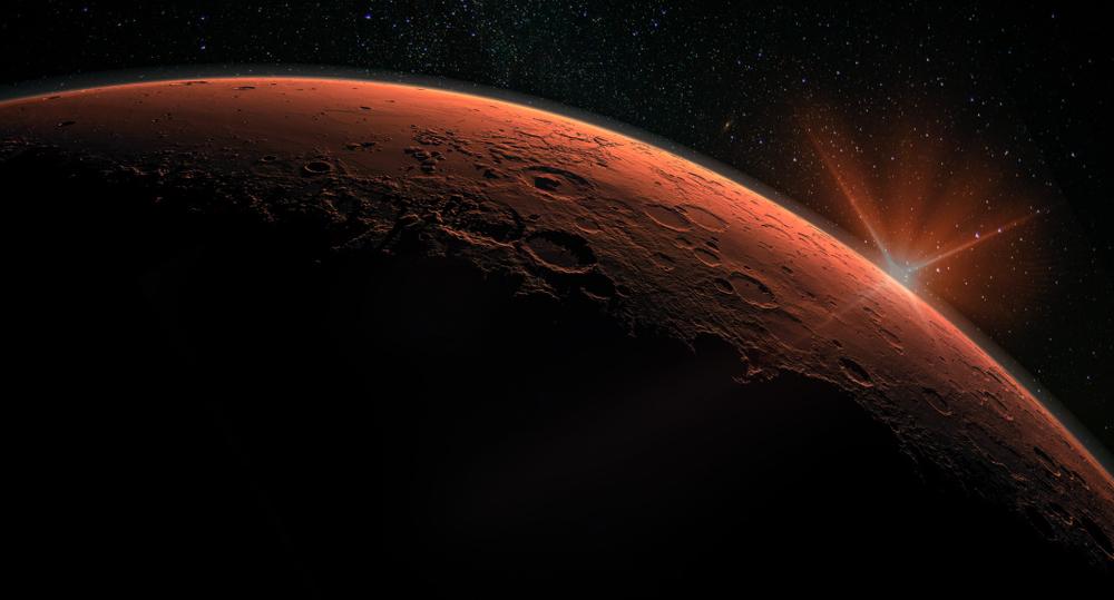 Planète-martienne