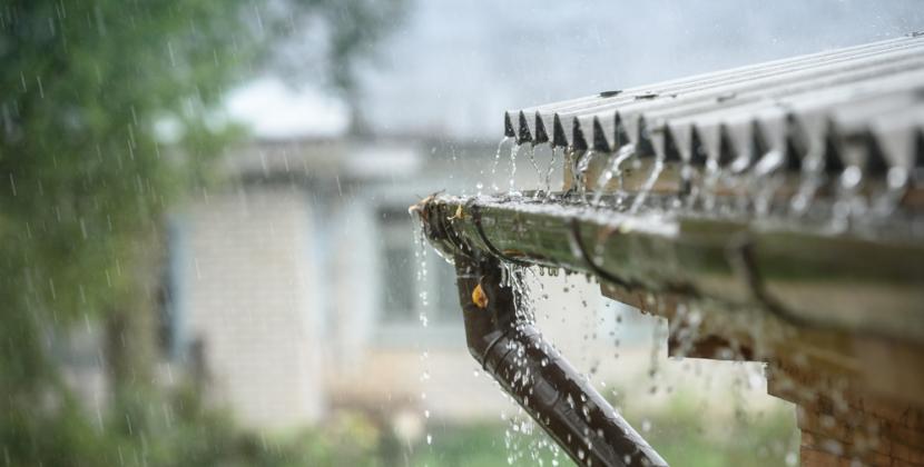 Bruit de la pluie
